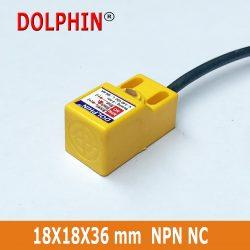 DC Square Shape Sensor size 18x18...