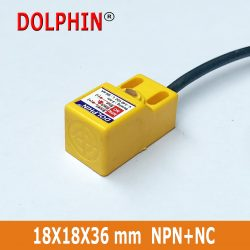 DC Square Shape Sensor size 18...