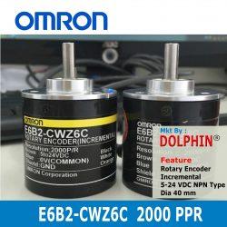 E6B2-CWZ6C 2000P/R  OMRON Increme...