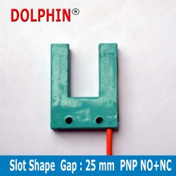 Slot U shape Photo Sensor  Gap...