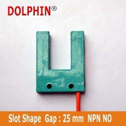 Slot U shape Photo Sensor  Gap : ...
