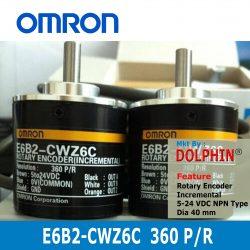 E6B2-CWZ6C 360 P/R  OMRON Incr...