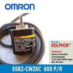 E6B2-CWZ6C 600 P/R  OMRON Increme...