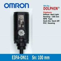 E3FA-DN11 OMRON Diffuse Photo ...
