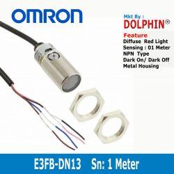 E3FB-DN13 Omron Photo Electric...