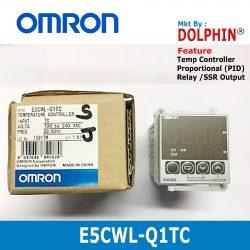 E5CWL-Q1TC OMRON Temperature Cont...