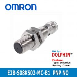 E2B-S08KS02-MC-B1 Omron Plug In P...