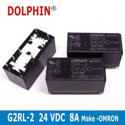 G2RL-2 OMRON – Power Relay ...