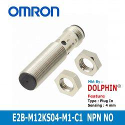 E2B-M2KS04-M1-C1 Omron Plug In...