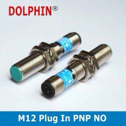M12 Plug In Sensor PNP NO Sn: ...