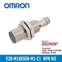 E2B-M18KS08-M1-C1 Omron Plug I...