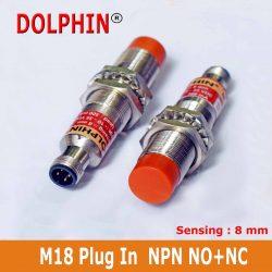 M18 Plug In Inductive Proximit...
