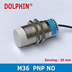 M36 DC Proximity switch  PNP N...