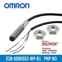 E2B-S08KS02-WP-B1 Omron Inductive...
