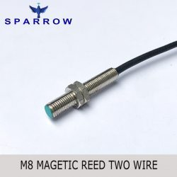 M8 Magnetic REED Sensor Two Wire