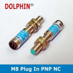 M8 Plug In Sensor PNP NC Make ...