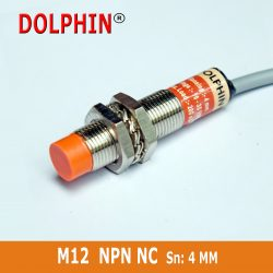 M12 DC Inductive Proximity Switch...