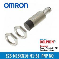 E2B-M18KN16-M1-B1 Omron Plug I...