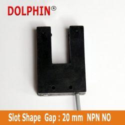 Slot U shape Photo Sensor  Gap...