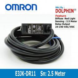 E3JK-DR11 OMRON Diffuse Photo ...