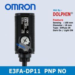 E3FA-DP11 Omron Photo Electric...