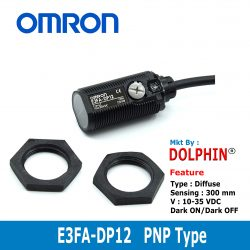 E3FA-DP12 Omron Diffuse Photo ...