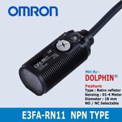 E3FA-RN11 Omron Retro reflecti...