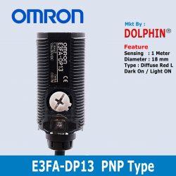 E3FA-DP13 Omron Photo Electric...