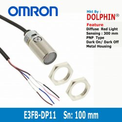 E3FB-DP11 Omron Photo Electric...