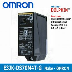 E3JK-DS70M4T-G Omron Diffuse S...