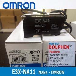 E3X-NA11 OMRON Fiber Optic Sen...