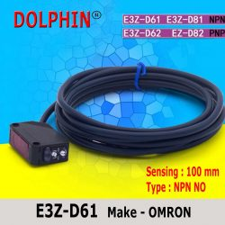 E3Z-D61 Diffuse Optical Sensor SN...
