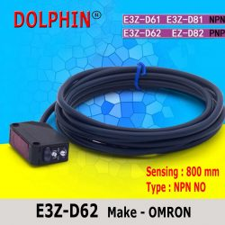 E3Z-D62 Diffuse Optical Sensor SN...