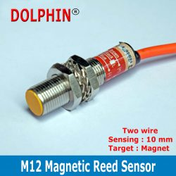 M12 Magnetic REED Sensor Two Wire...