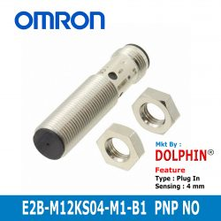E2B-M2KS04-M1-B1 Omron Plug In Pr...