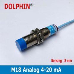 M18 Analog Proximity Switch 4-...