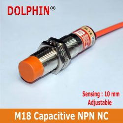 M18 DC Capacitive Proximity Sw...
