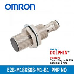 E2B-M18KS08-M1-B1 Omron Plug In P...
