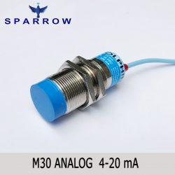 M30 Analog Proximity Switch 4-...