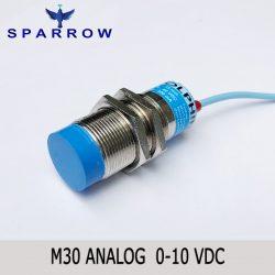 M30 Analog Proximity Switch 0-...