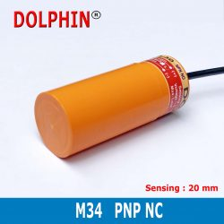 M34 DC Proximity switch  PNP N...