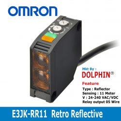E3JK-RR11 Omron Retro reflecti...