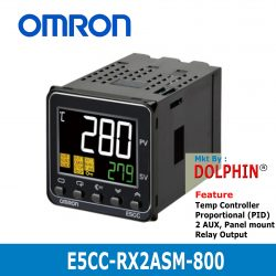 E5CC-RX2ASM-800 OMRON Temperature...