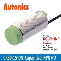CR30-15DN Autonics Capactive Sensor NPN NO type Sn: 15 mm  Adjustable