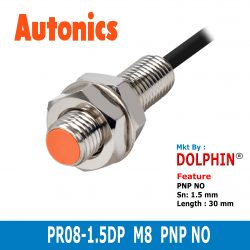 PR08-1.5DP  Autonics M8 Inductive...