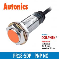 PR18-5DP Autonics M18 Inductive P...