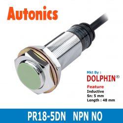 PR18-5DN Autonics M18 Inductiv...