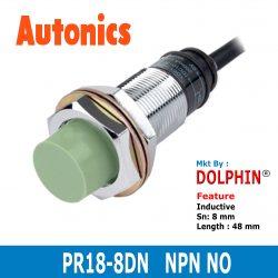 PR18-8DN Autonics M18 Inductiv...