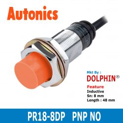 PR18-8DP Autonics M18 Inductive P...
